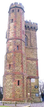 Tower on Leith Hill