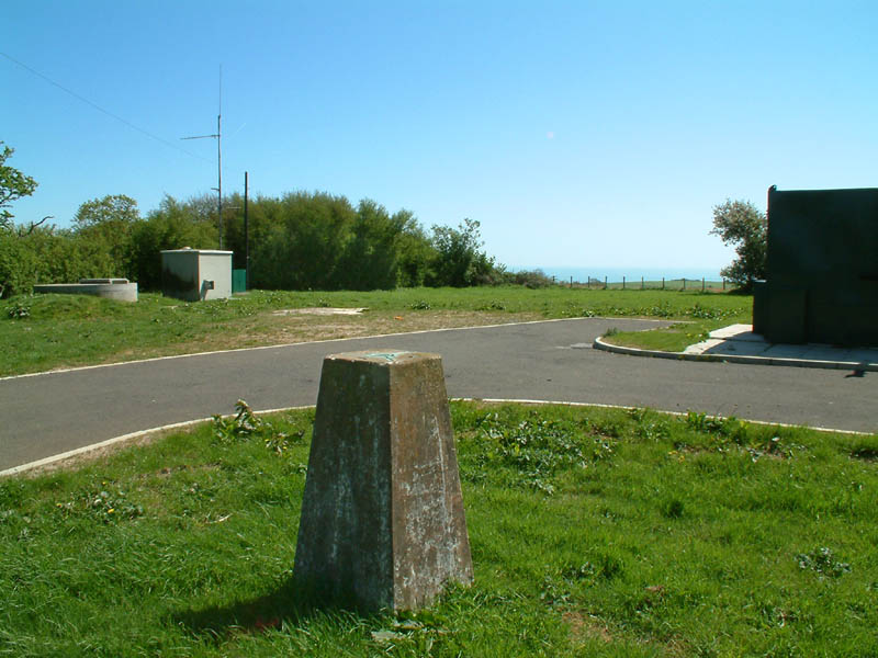 Summit of Cheriton Hill