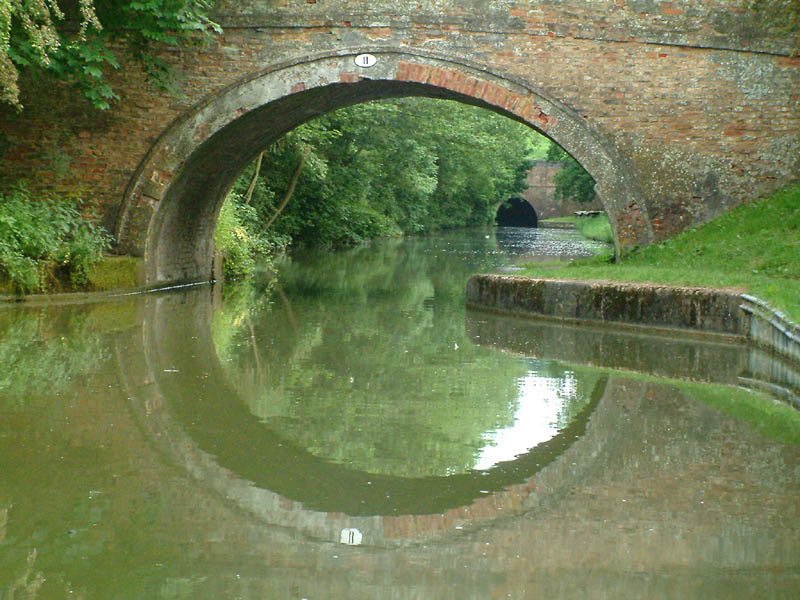 Grand Union Canal at Crick