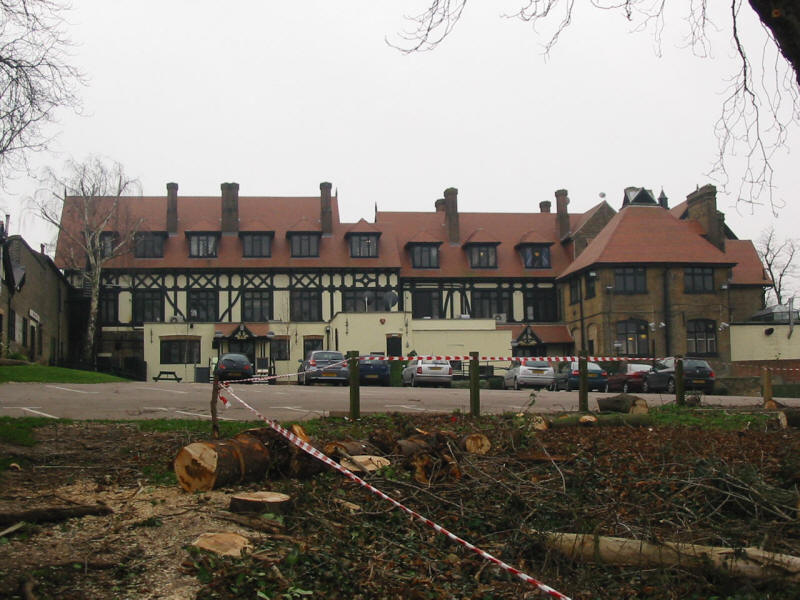 Royal Forest pub, Chingford, Epping Forest