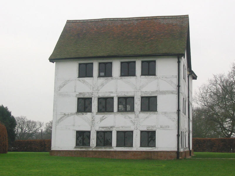 Queen Elizabeth's Hunting Lodge at Chingford in Epping Forest