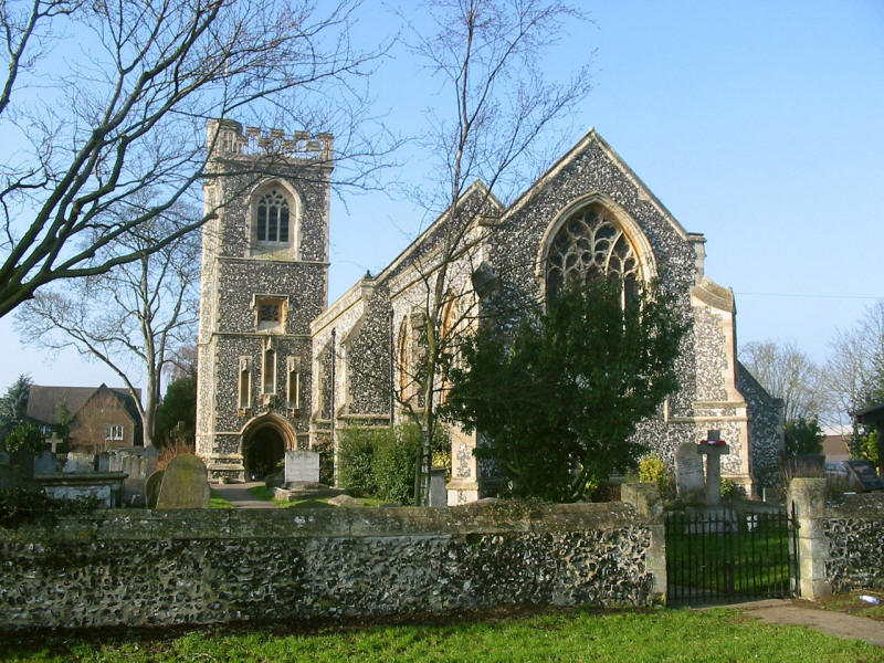 church at Havering