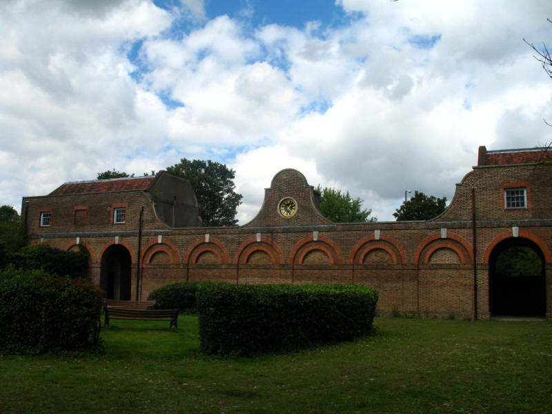 Stables, Cranford Manor House