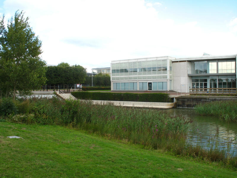 Stockley business park