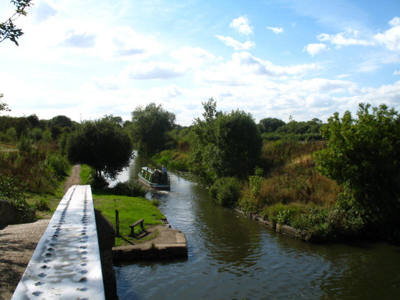Slough Arm, Grand Union Canal, Cowley Peachy Junction