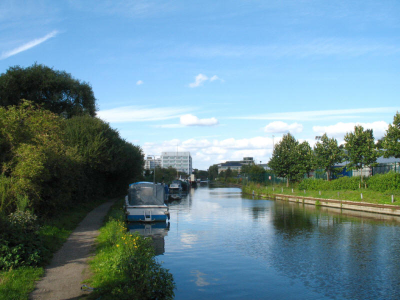 Grand Union Canal, Uxbridge
