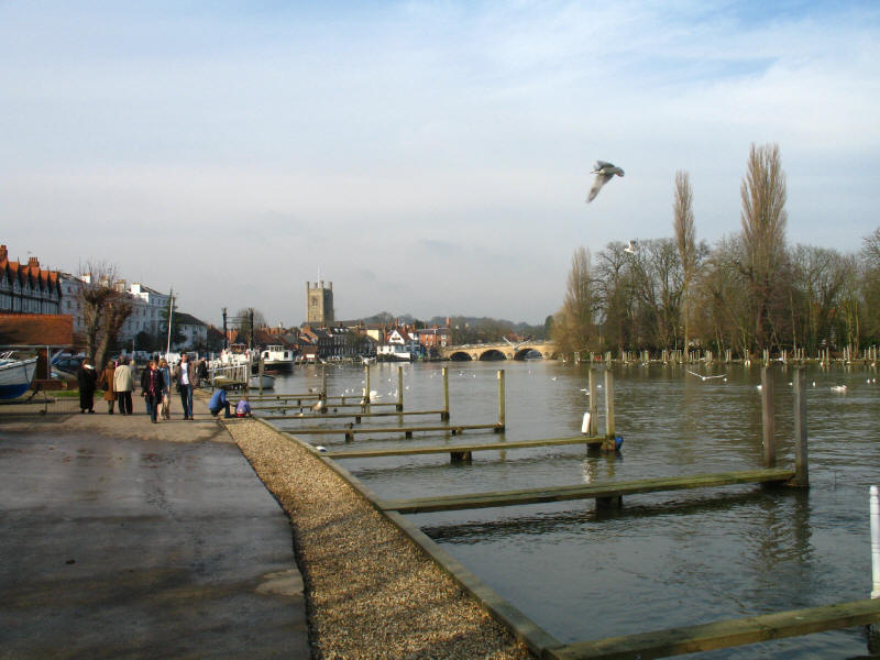 River Thames at Henley-on-Thames