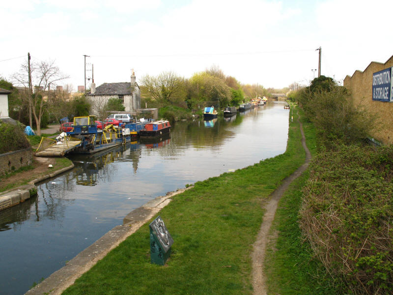 Paddington Arm of Grand Union Canal