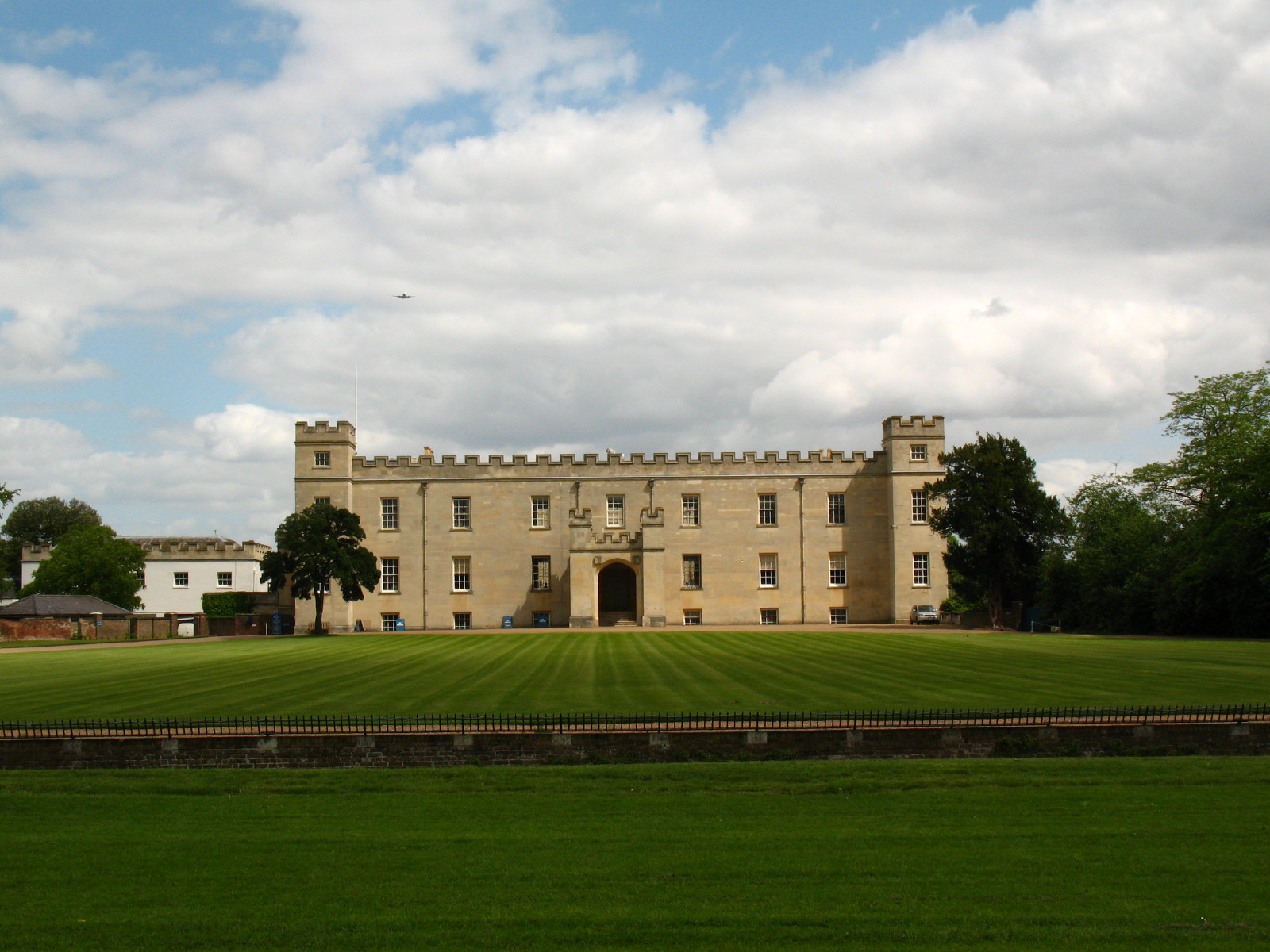 Syon House Is The London Residence Of Duke Northumberland It Was Built Between 1547 And 1552 In Italian Renaissance Style For Its Owner 1st