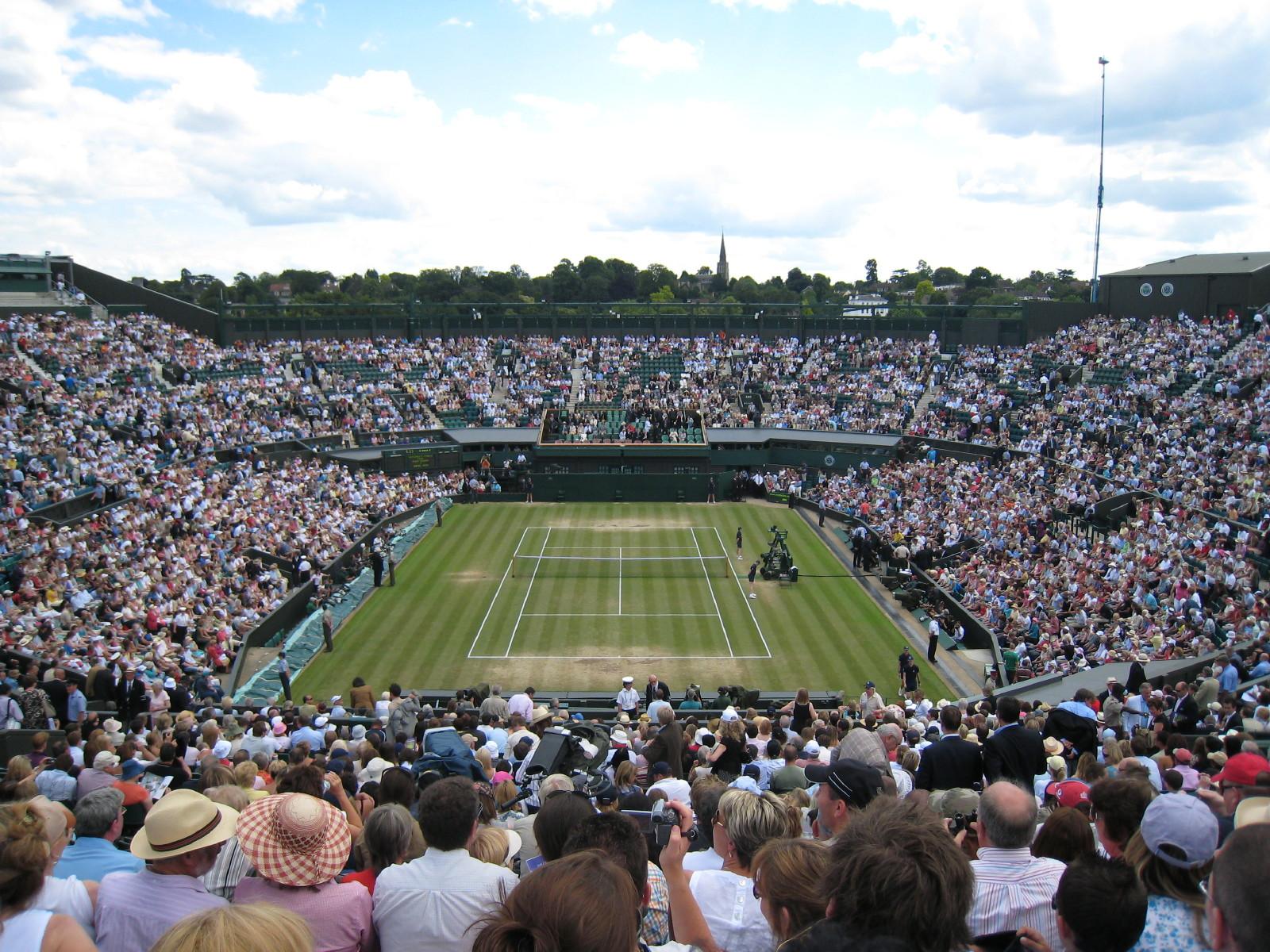 Wimbledon - Where is wimbledon