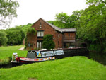 Froghall Wharf on the Caldon Canal