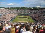Men's finals day on Centre Court at Wimbledon